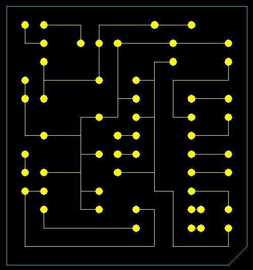 На схеме ниже указаны номера 2,3,4,5 и 9. Эти номера соответствуют типовому 9-пиновому серийному (СОМ) порту...